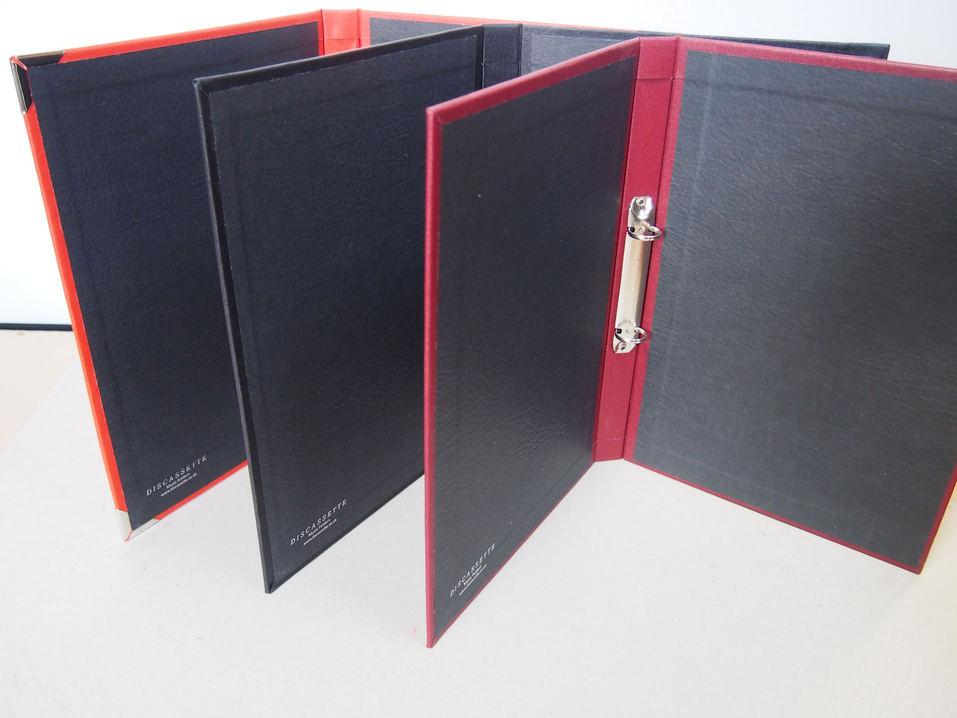 Q5 Ring Binder Choir Folder