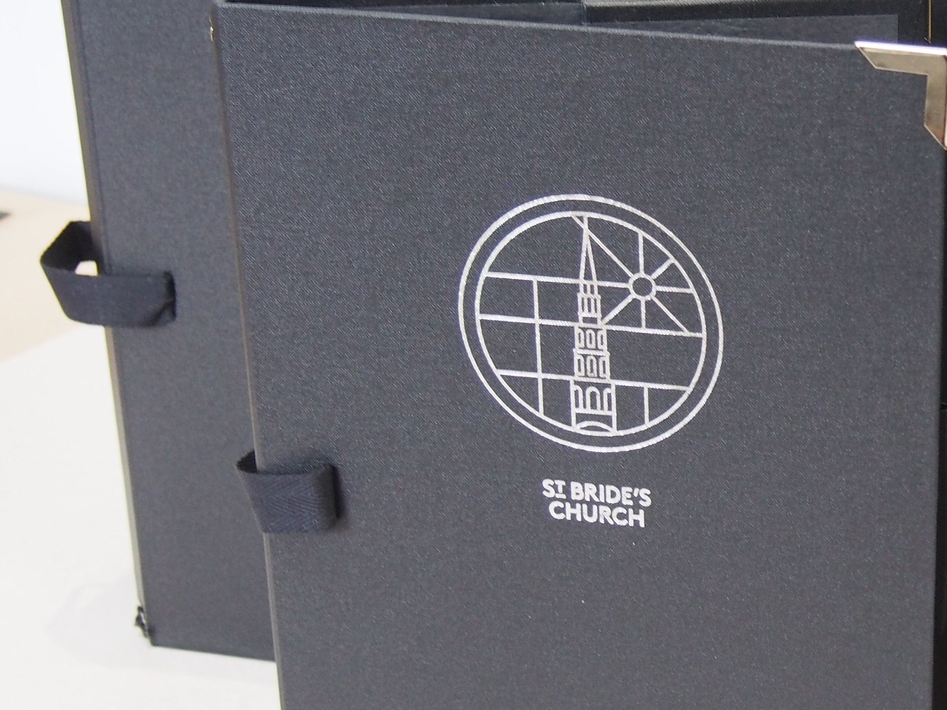 Choir Folders with Straps