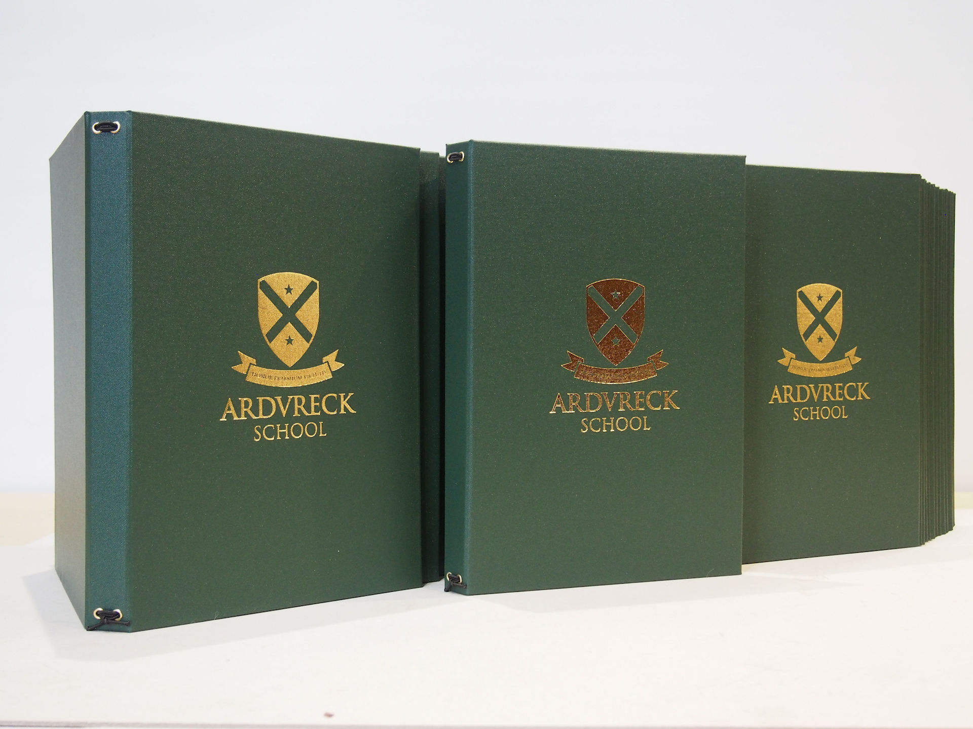 Basic Choir Folder in Green
