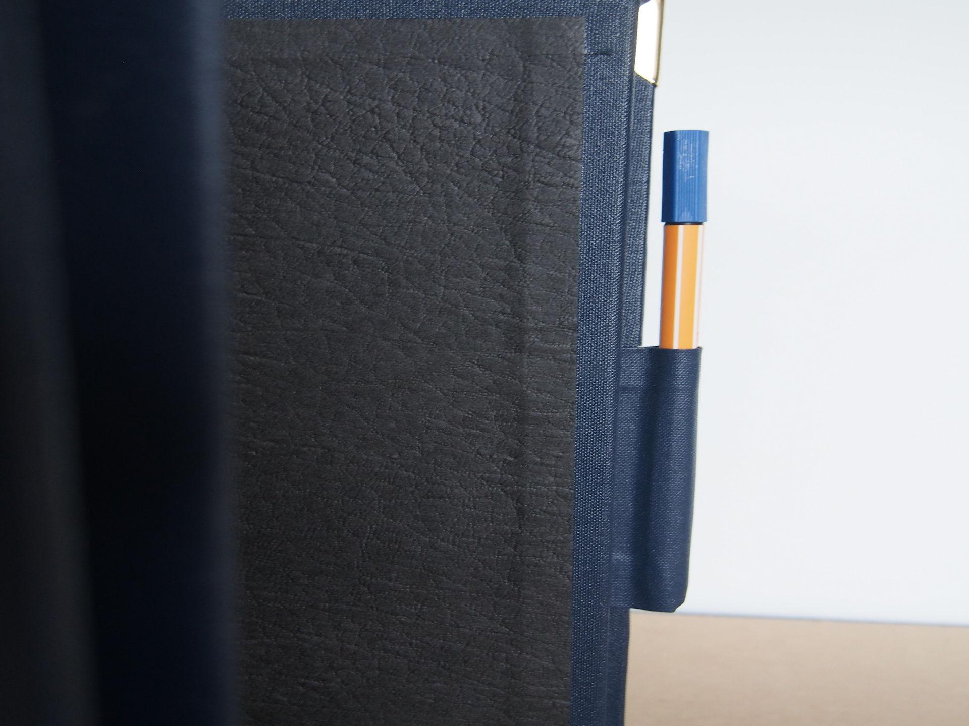 Pencil Pocket with Pen