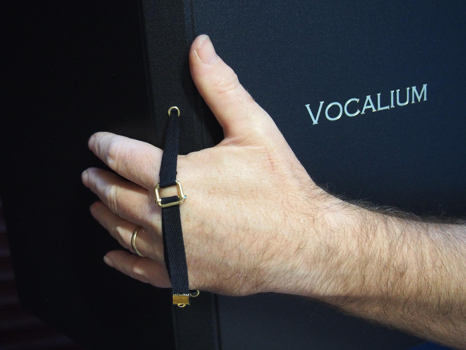 Adjustable Hand Strap