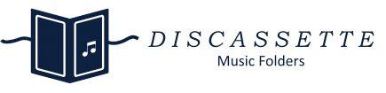 Discassette Music Folders